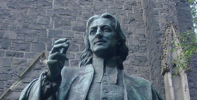 Saviez-vous que John Wesley était issu d'une famille de 19 enfants, ou qu'après cinq ans, il a été sauvé d'un événement traumatisant?