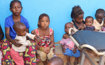 Making medical care more affordable in Congo