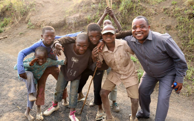 Congo church connects with 'street children'