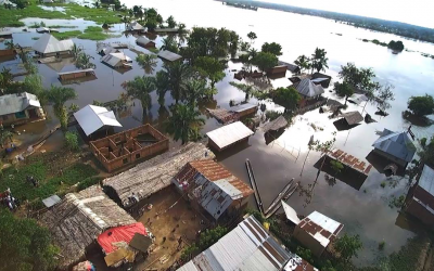 Church members among dead in Congo flooding