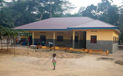 Church helps remote villagers fight malaria