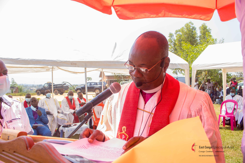 Discours d'ouverture de la Conférence Annuelle du Congo Est : Mgr Gabriel UNDA YEMBA